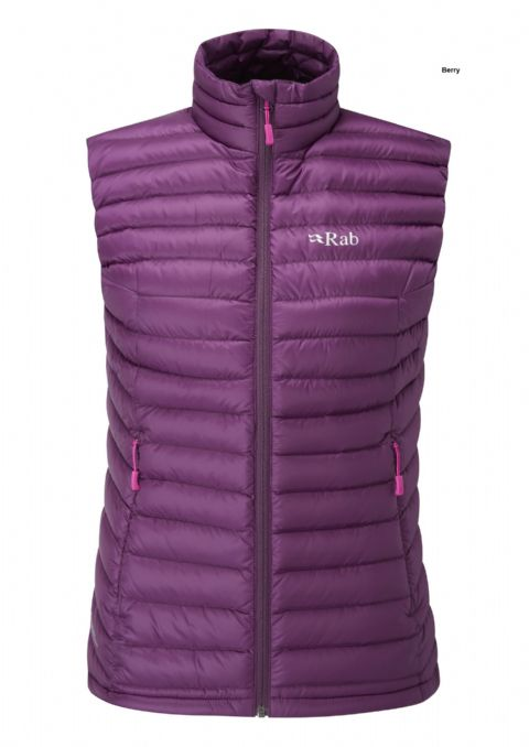 Rab Womens Microlight Down Vest